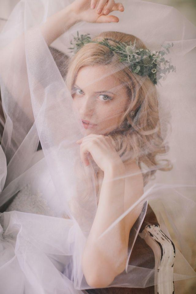 Свадьба - The Beauty Of A Flower – An Exquisite Bridal Editorial