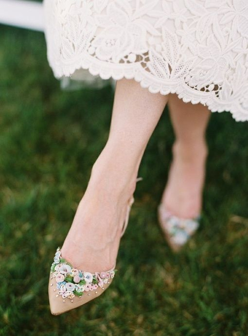 Hochzeit - Wedding Shoes Inspiration