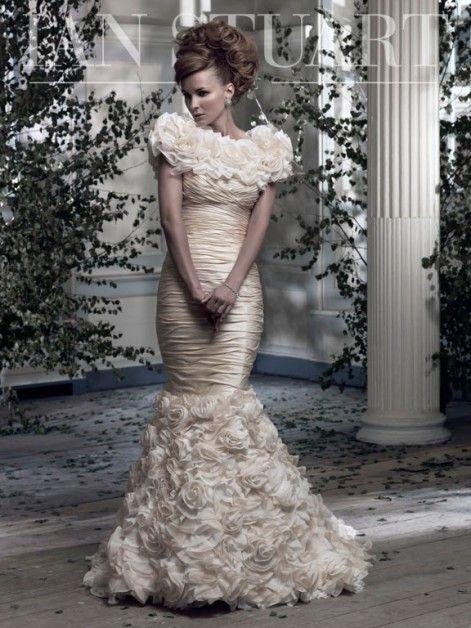Свадьба - Gold And Ivory Wedding