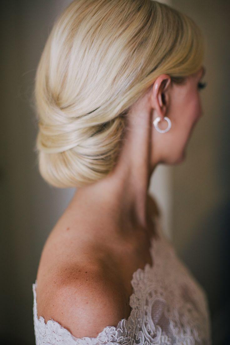Hochzeit - Bride Chignon