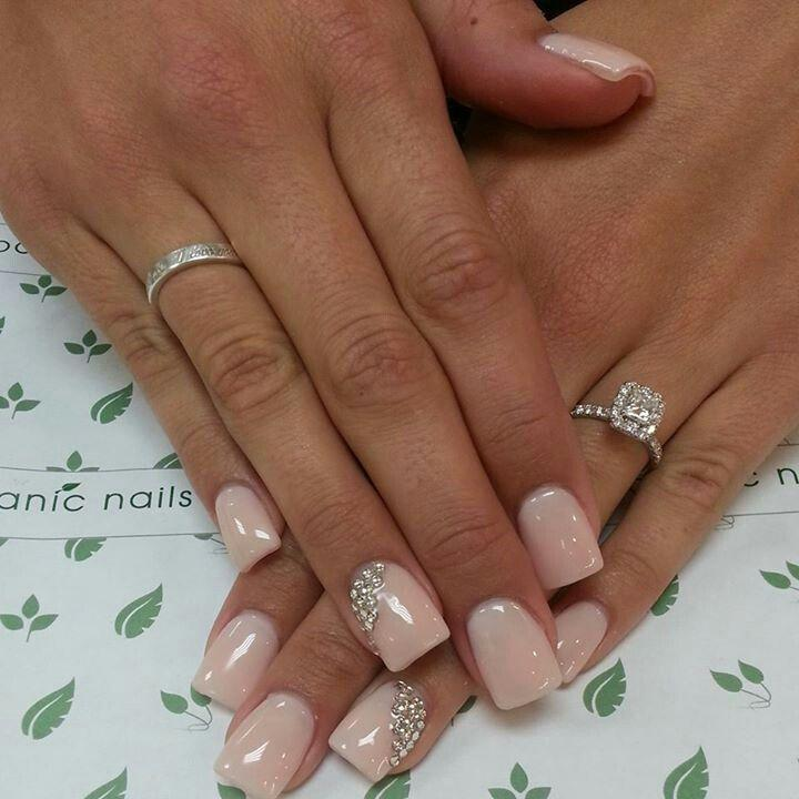 Wedding - 13 Fabulous Wedding Nail Designs For Women 2014