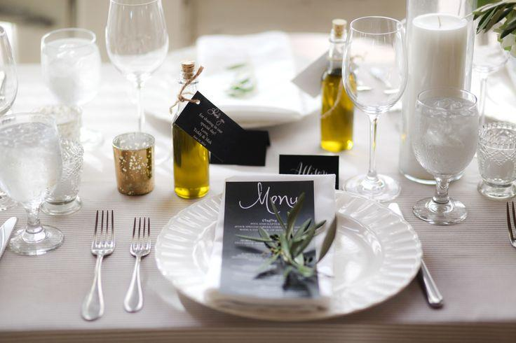 Wedding - Place Settings