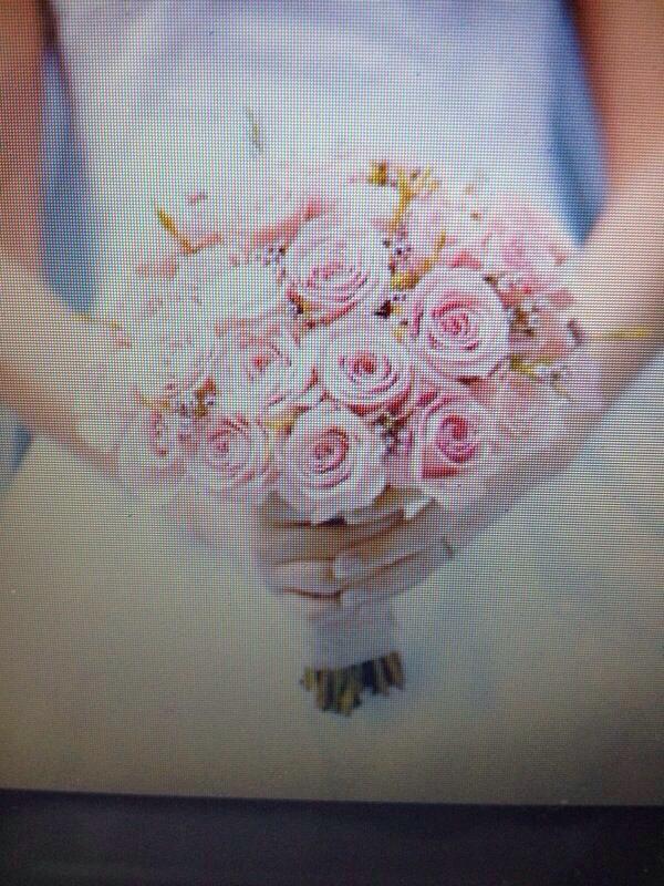Wedding - Em rosa pastel