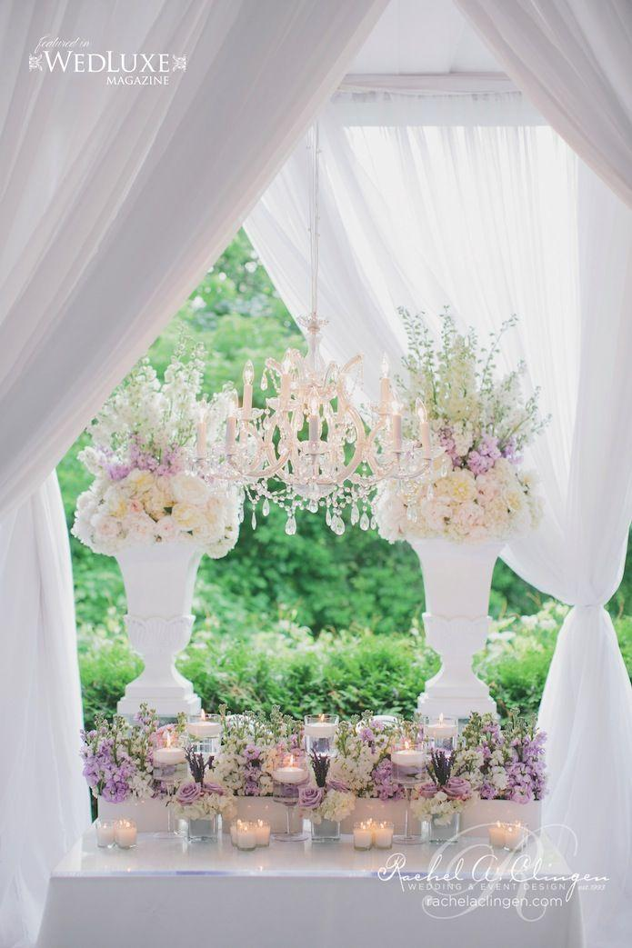 Hochzeit - Weddings - Vintage Lilac Affair