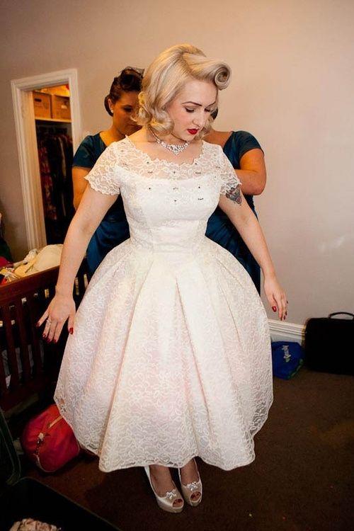 VINTAGE / RETRO WEDDINGS