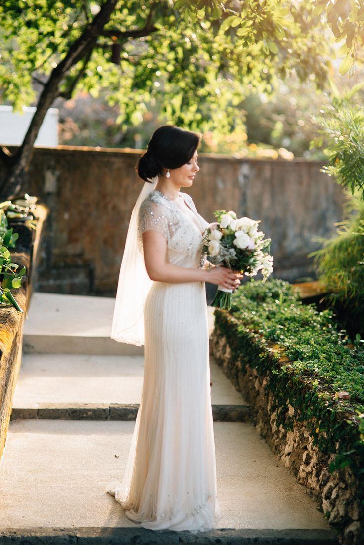Boda - Bali Garden Party-Inspired Wedding