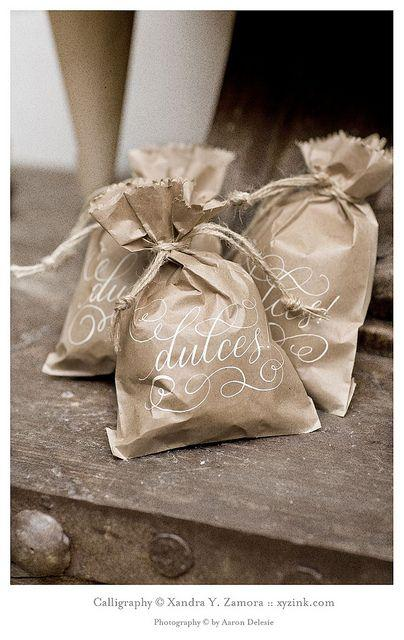 Wedding - Favors And Trinkets