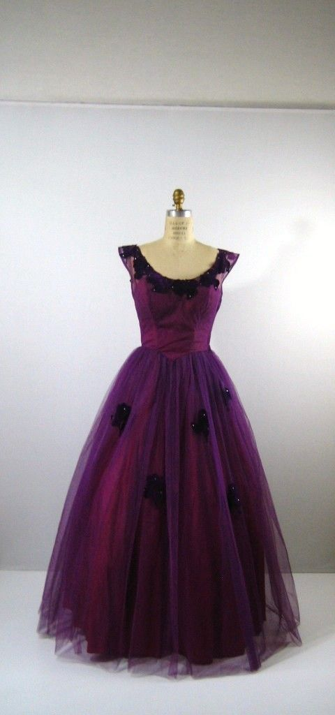 Vintage1950s Party Prom Dresses