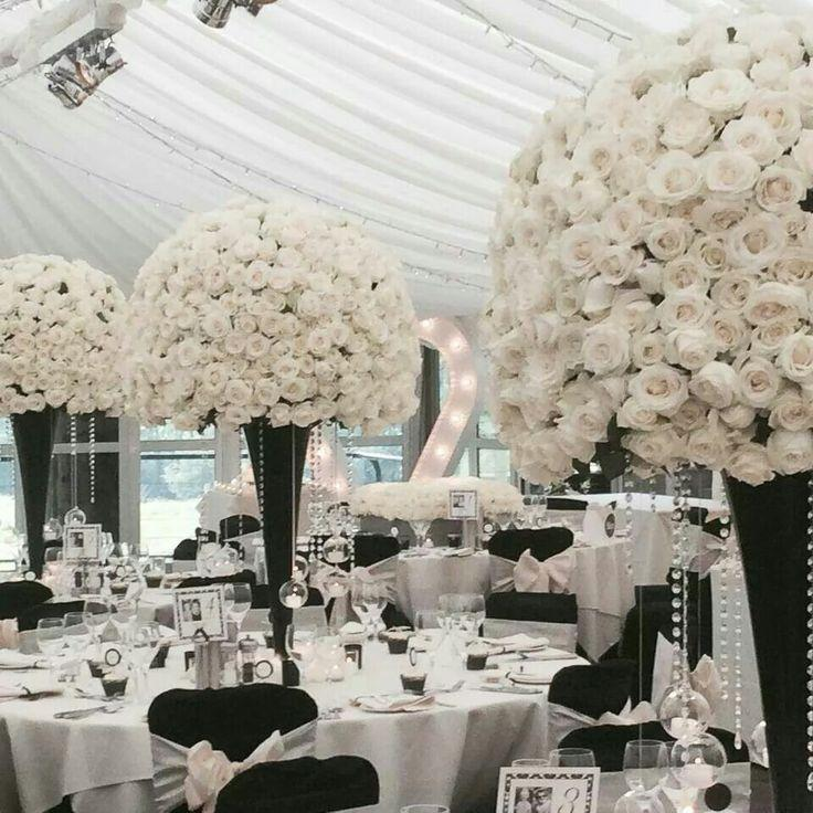 Wedding Theme Weddings Black White 2170401 Weddbook