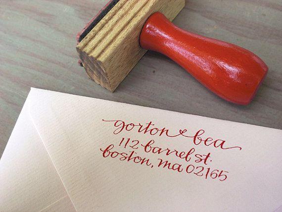 cute return address stamps arts arts