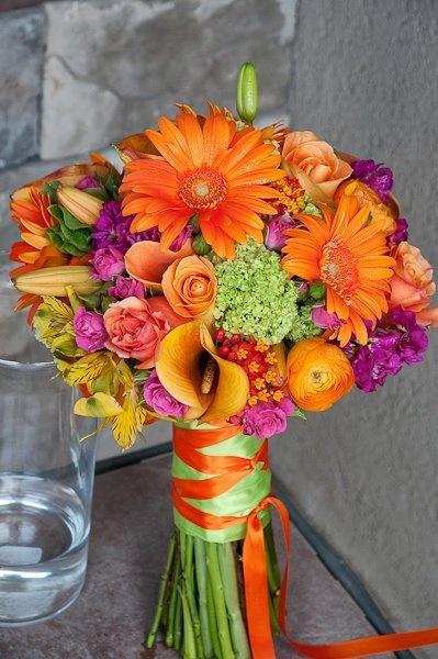 Mariage - Orange Wedding Theme