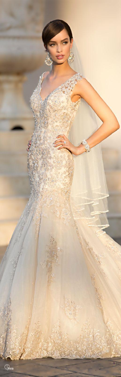 Свадьба - Weddings - Luscious Lace