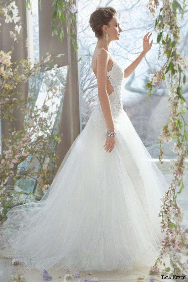 Свадьба - Weddings-Bride-Tulle