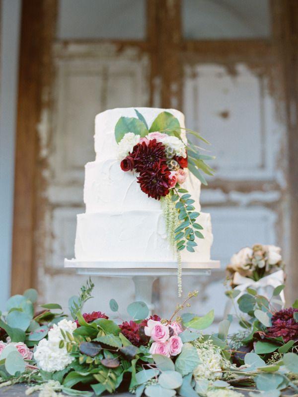 Свадьба - California Al Fresco Affair With A Secret Garden Vibe