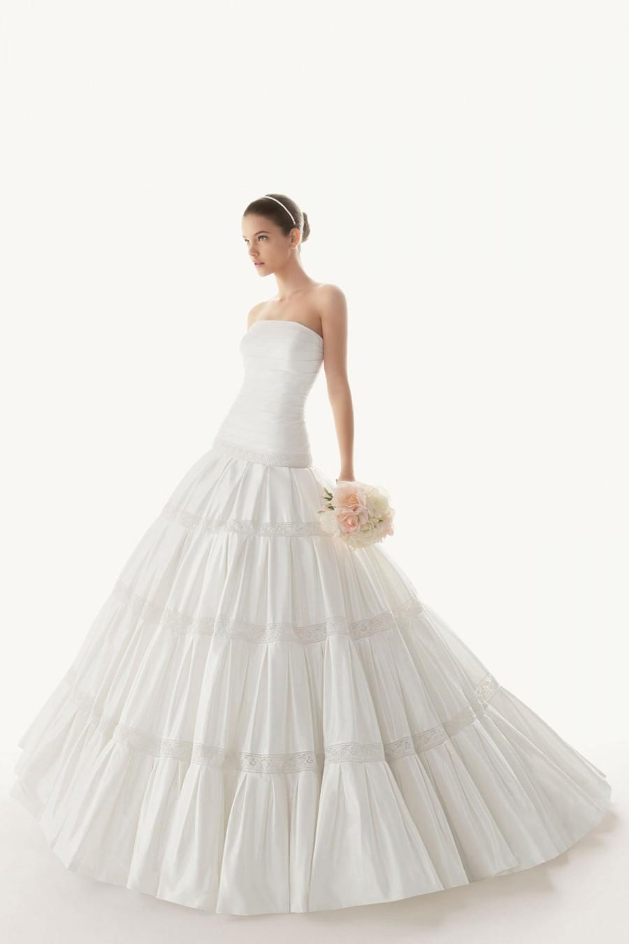 New strapless a line sheath taffeta cheap wedding dress uk for Cheap sheath wedding dresses