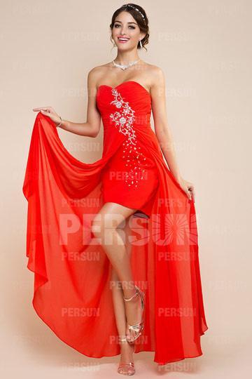 زفاف - Fordingbridge Sweetheart Asymmetric Prom Gown