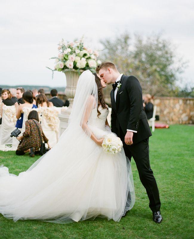 Wedding - This Tuscan-Inspired Wedding Is Beyond Gorgeous