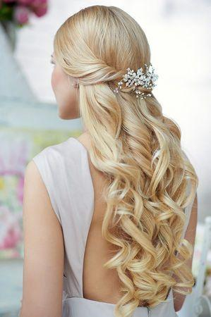 Свадьба - 17 Winter Bridal Hairstyles For Indian Women