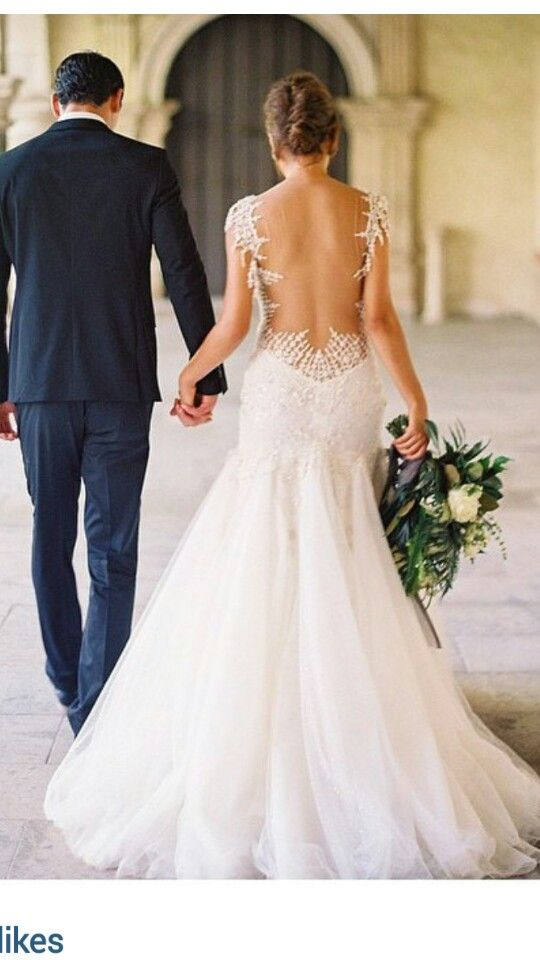 Hochzeit - Weddings-Bride-Lace
