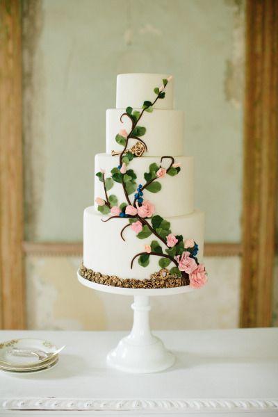 Свадьба - Southern Secret Garden Inspiration Shoot