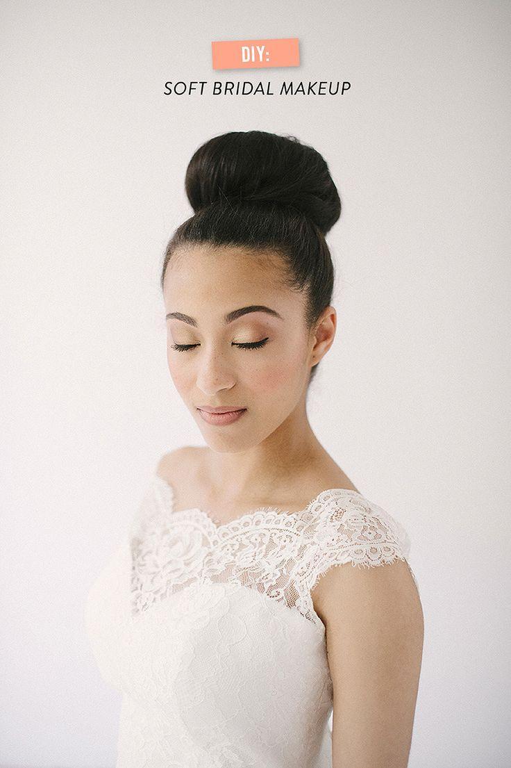 Свадьба - DIY Bridal Makeup Tutorial
