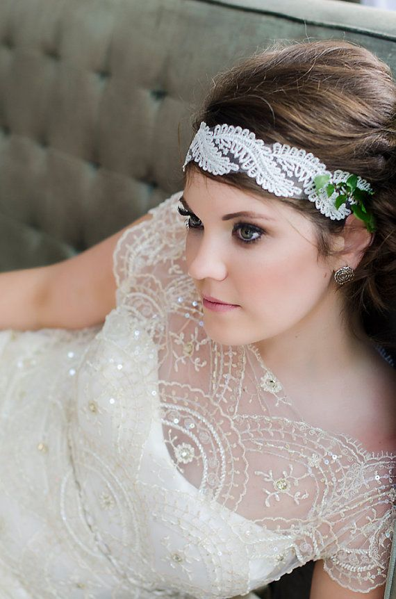 Art Deco Beaded Lace Wedding Dress Lace Wedding Gown Beaded Lace ...