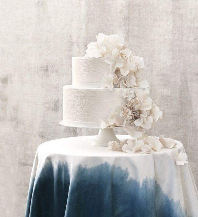 Mariage - Canvas Wedding Inspiration From Martha Stewart Weddings
