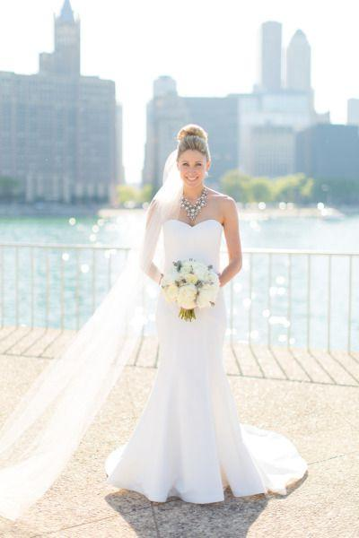 Wedding - Elegant Chicago Wedding At Fulton's On The River