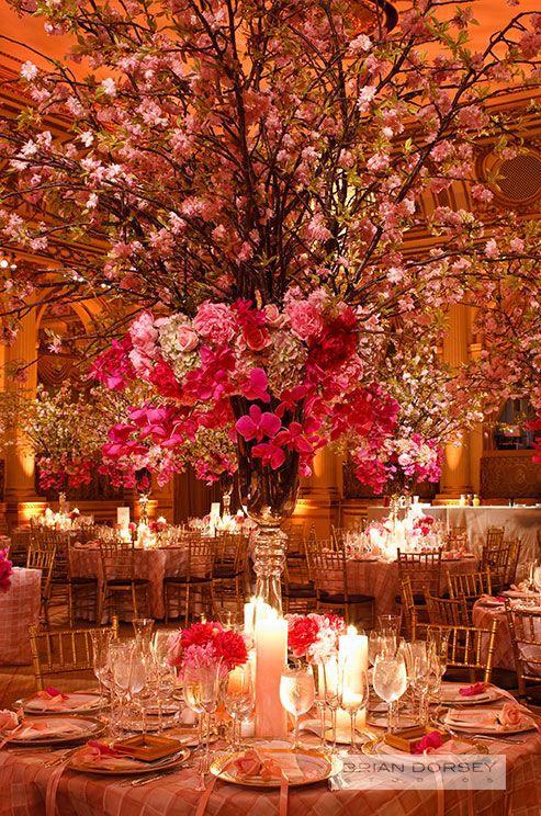 زفاف - Tall Wedding Centerpieces