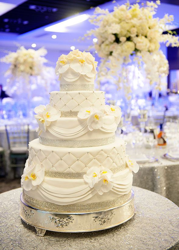 زفاف - Luxe Metallic Wedding