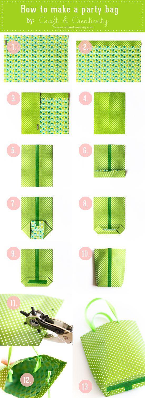 Hochzeit - DIY Gift Wrapping