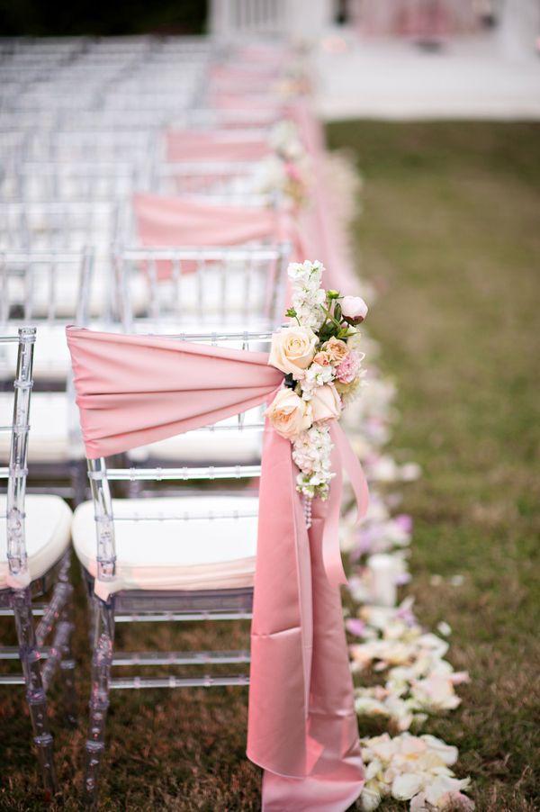 Свадьба - Weddings - Chair Couture