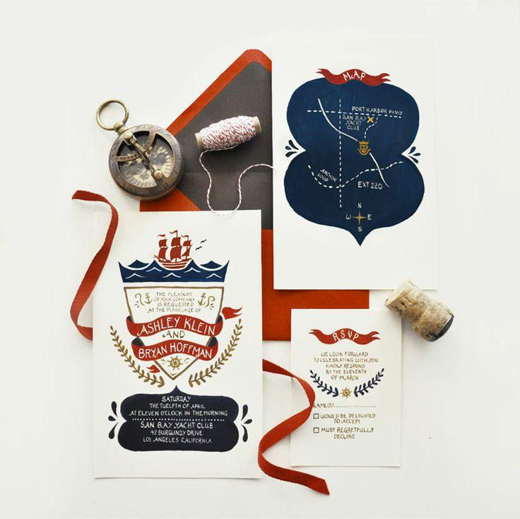 Mariage - Wedding Invites   Paper Goods