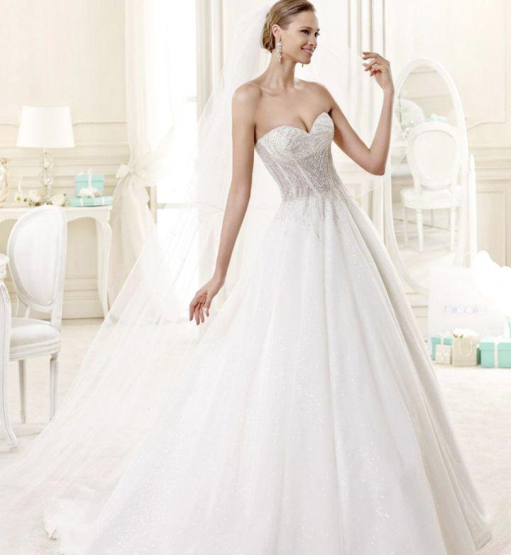 Mariage - Gorgeous Nicole Spose Wedding Dresses 2015