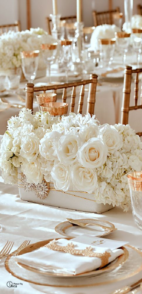 Hochzeit - Gold {Wedding}