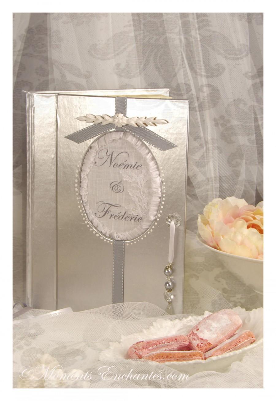 زفاف - Livre d'or mariage Glam Rock