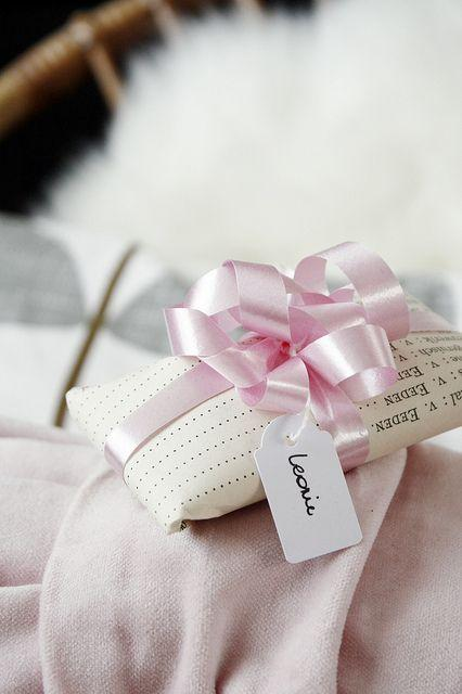 Wedding - Elegant Gift Wrapping