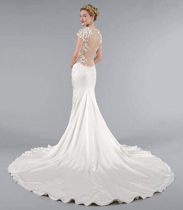 Fall Wedding - Mark Zunino Wedding Dresses Fall 2014 #2174166 - Weddbook