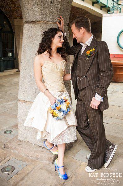 Свадьба - Short Wedding Dresses