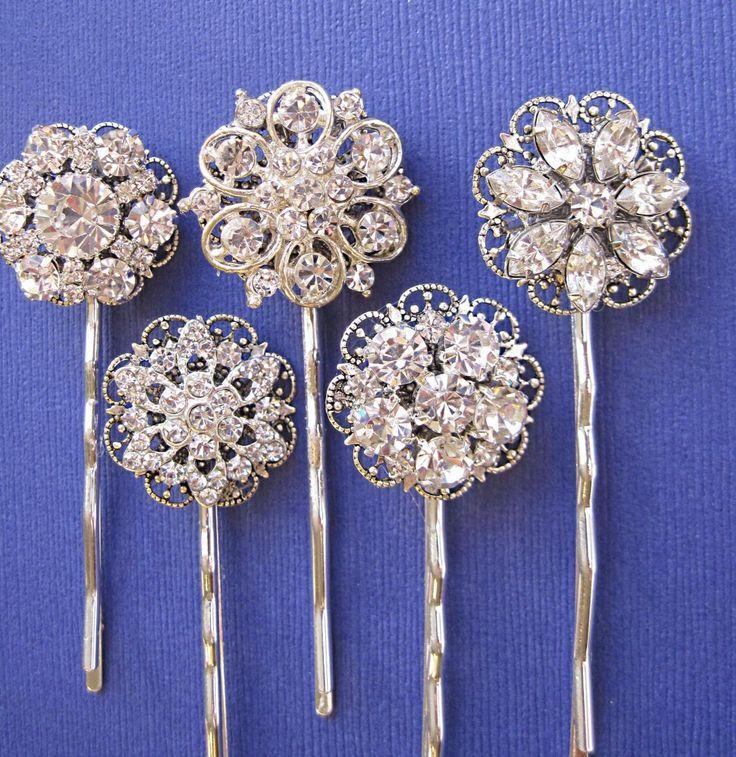 زفاف - Wedding Accessories, Hair Pins, 5 H