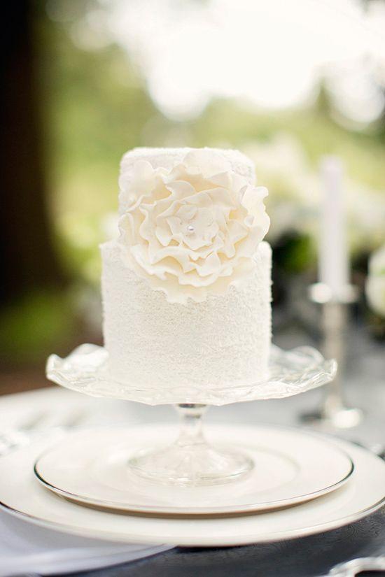 Hochzeit - Snow White Wedding Inspiration