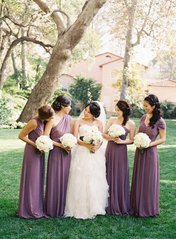 15 beautiful bridesmaids dresses for fall 2175243 weddbook. Black Bedroom Furniture Sets. Home Design Ideas