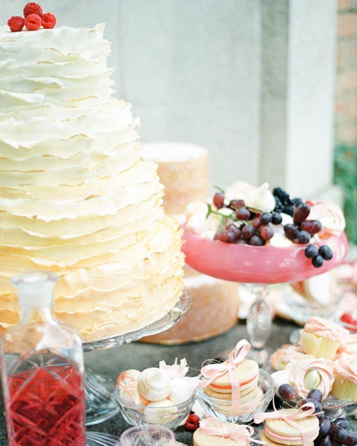 Свадьба - Dessert Table