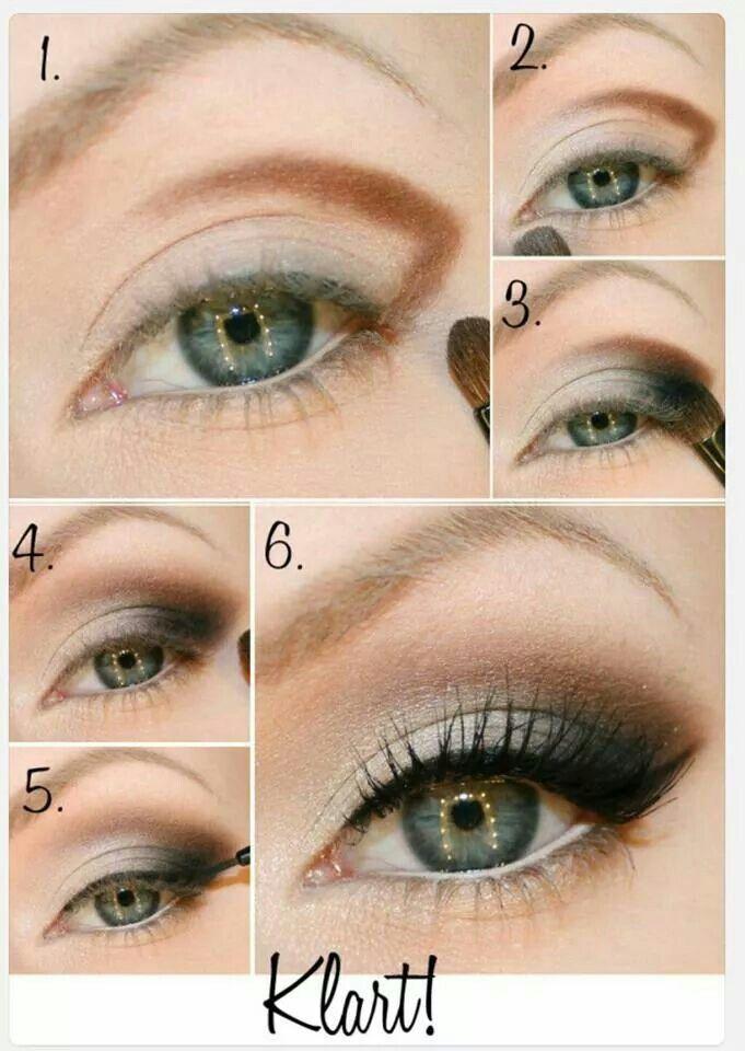 Как сделать макияж глаз с нависшим веком