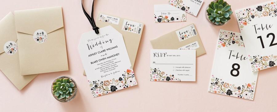 Свадьба - Wedding Invitation Collections