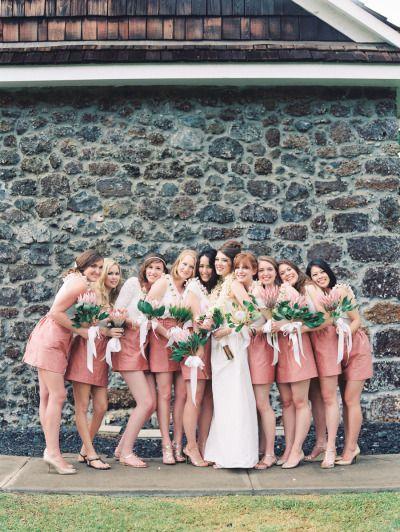 Wedding - Tropical Destination Wedding In Maui
