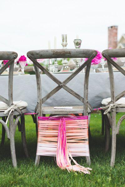 Hochzeit - Pink 'Will You Be My Bridesmaid' Brunch