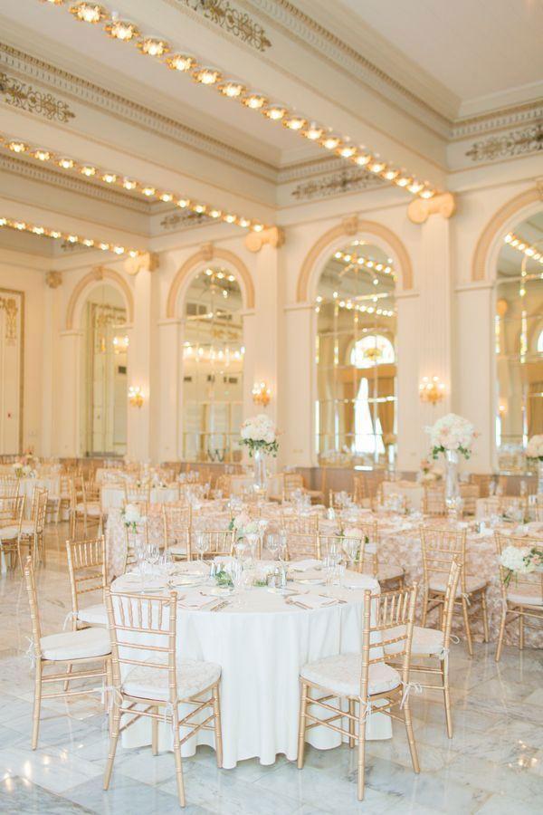 Wedding - Neutral/gold Color Scheme