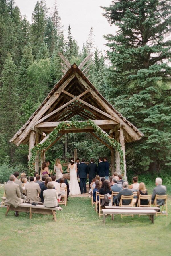 Colorado Wedding At Dunton Hot Springs By Jenna Walker Photographers
