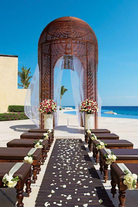 Hochzeit - Destination Wedding: Wedding Gazebos